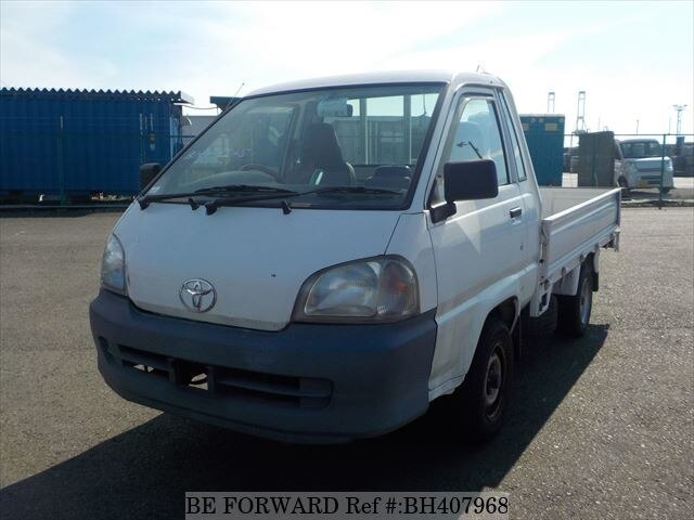 Used 2002 TOYOTA TOWNACE TRUCK BH407968 for Sale