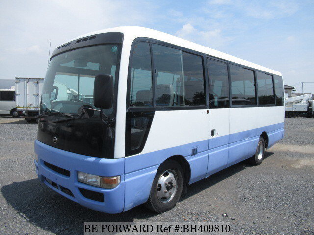 Used 2003 NISSAN CIVILIAN BUS BH409810 for Sale