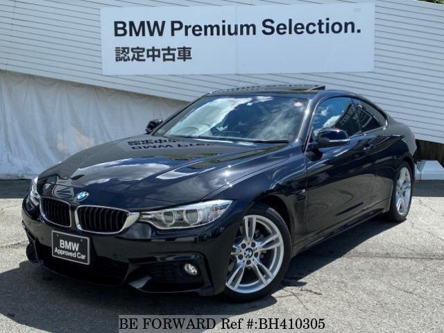 Used 2015 BMW 4 SERIES BH410305 for Sale