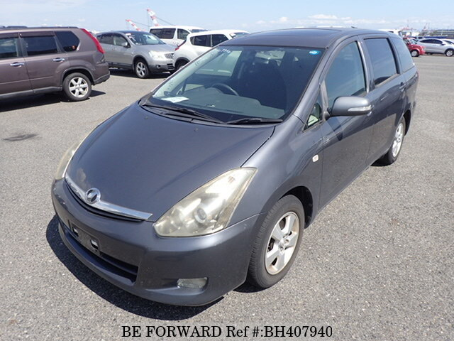 Used 2005 TOYOTA WISH BH407940 for Sale