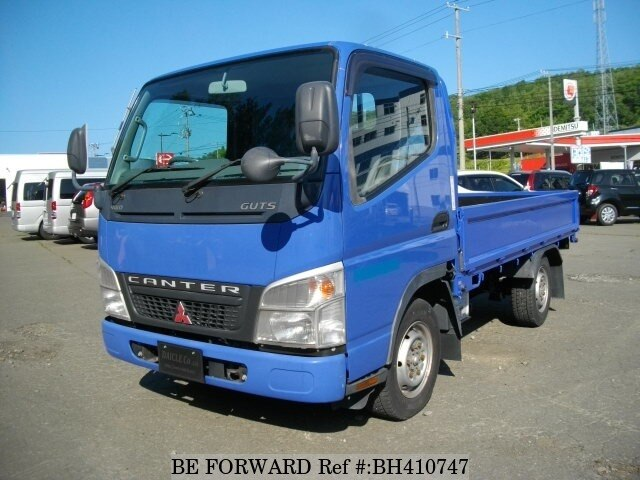 Used 2007 MITSUBISHI FUSO CANTER GUTS BH410747 for Sale
