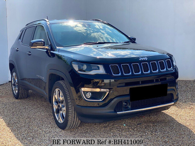 Used 2020 Jeep Compass Automatic Petrol For Sale Bh411009 Be Forward