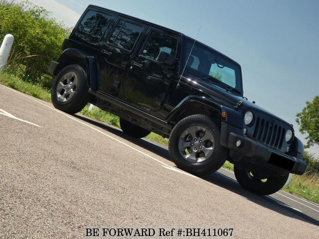 Used 2017 Jeep Wrangler Automatic Diesel For Sale Bh411067 Be