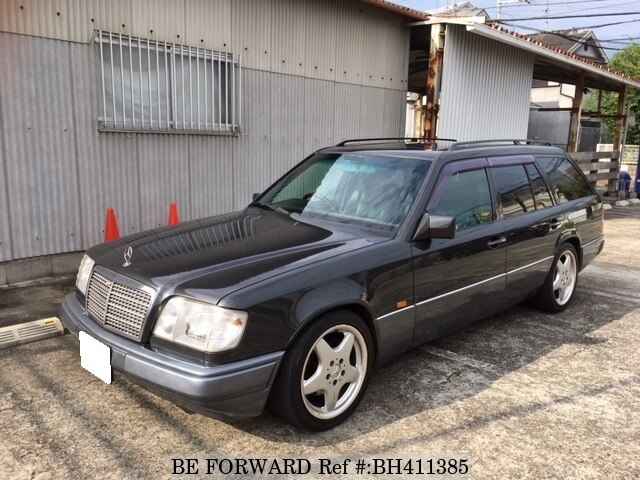 Used 1994 MERCEDES-BENZ E-CLASS BH411385 for Sale
