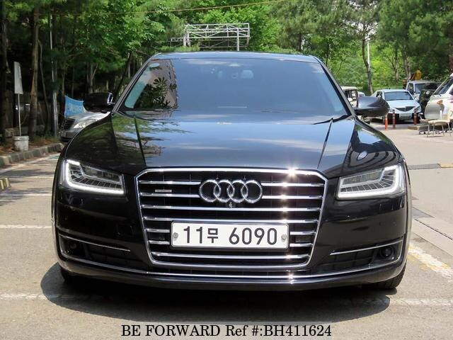 Used 2015 AUDI A8 BH411624 for Sale