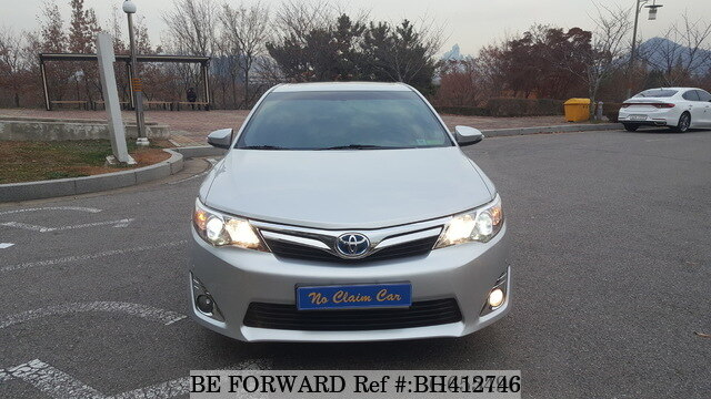 Used 2012 TOYOTA CAMRY BH412746 for Sale