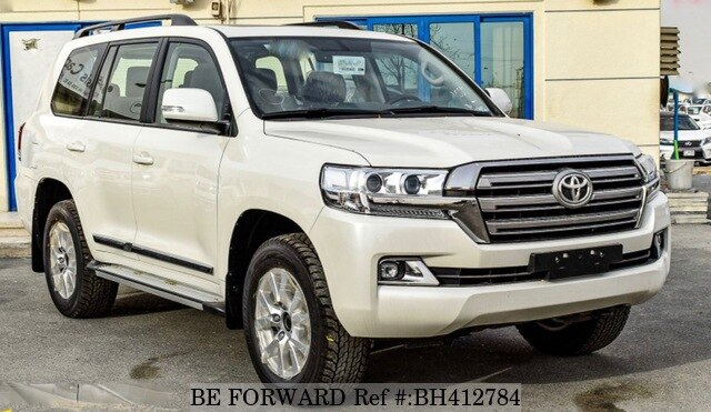 Used 2020 TOYOTA LAND CRUISER BH412784 for Sale