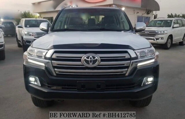 Used 2019 TOYOTA LAND CRUISER BH412785 for Sale