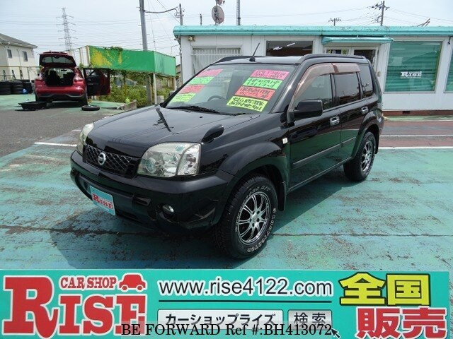Used 2005 NISSAN X-TRAIL BH413072 for Sale