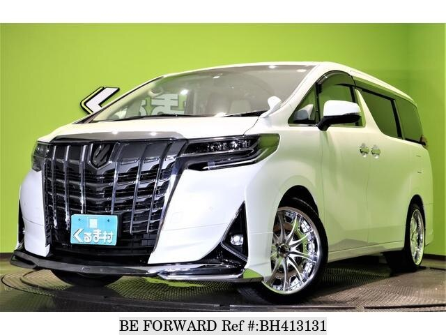 Used 2019 TOYOTA ALPHARD BH413131 for Sale