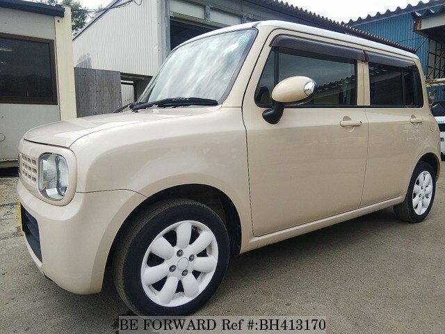 Used 2009 SUZUKI ALTO BH413170 for Sale