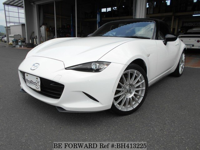 Used 2015 MAZDA ROADSTER BH413225 for Sale
