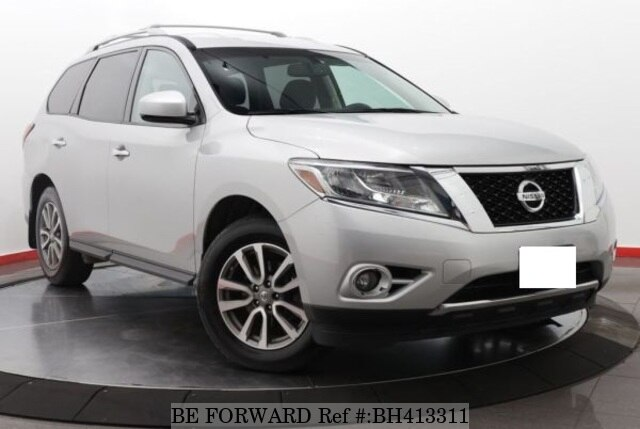 Used 2015 NISSAN PATHFINDER BH413311 for Sale