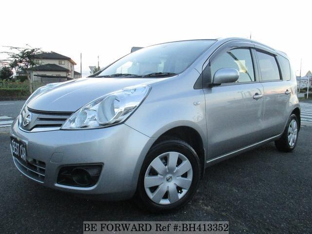Used 2009 NISSAN NOTE BH413352 for Sale