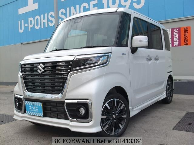 Used 2019 SUZUKI SPACIA BH413364 for Sale