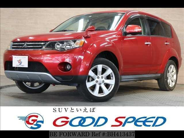 Used 2010 MITSUBISHI OUTLANDER BH413437 for Sale