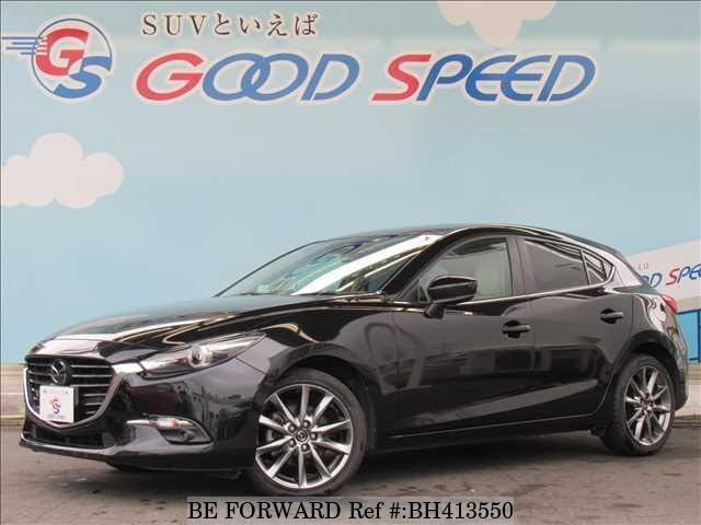 Used 2016 MAZDA AXELA SPORT BH413550 for Sale