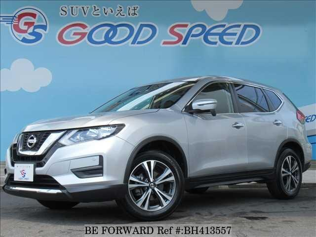 Used 2018 NISSAN X-TRAIL BH413557 for Sale