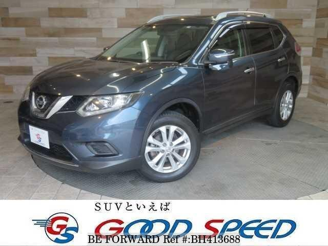 Used 2015 NISSAN X-TRAIL BH413688 for Sale