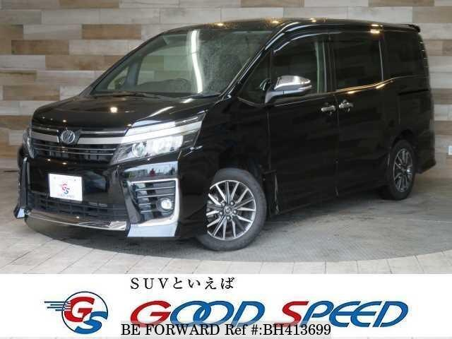 Used 2017 TOYOTA VOXY BH413699 for Sale