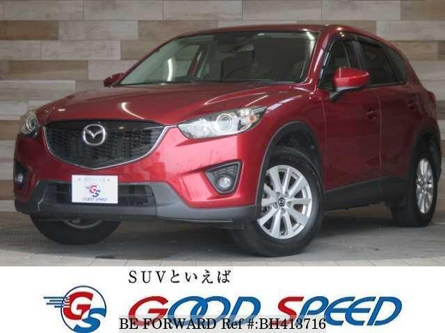 Used 2012 MAZDA CX-5 BH413716 for Sale