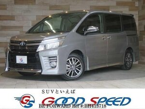 Used 2016 TOYOTA VOXY BH413718 for Sale