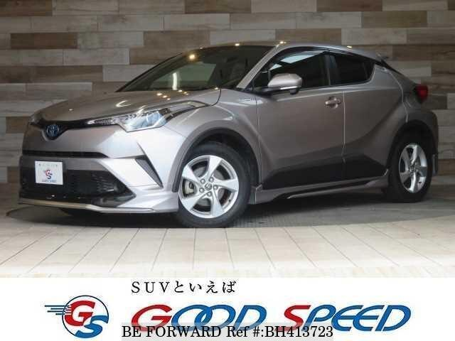 Used 2017 TOYOTA C-HR BH413723 for Sale