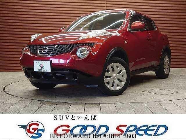 Used 2011 NISSAN JUKE BH413803 for Sale