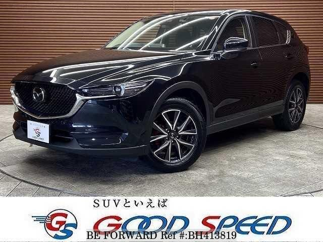 Used 2017 MAZDA CX-5 BH413819 for Sale