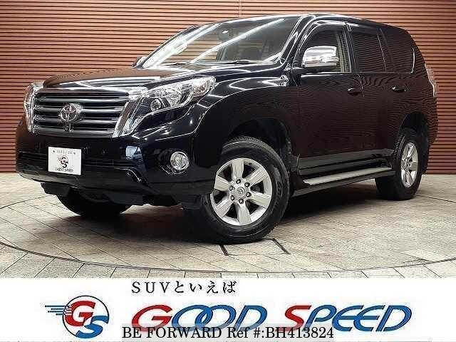 Used 2016 TOYOTA LAND CRUISER PRADO BH413824 for Sale
