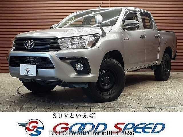 Used 2018 TOYOTA HILUX BH413826 for Sale