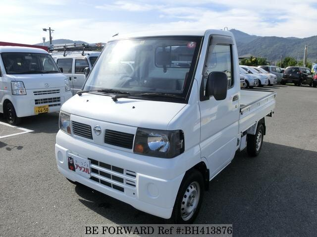Used 2009 NISSAN CLIPPER TRUCK BH413876 for Sale