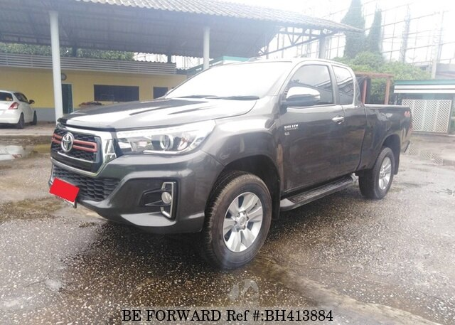 Used 2018 TOYOTA HILUX BH413884 for Sale
