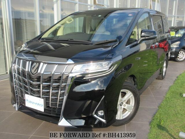 Used 2018 TOYOTA ALPHARD BH413959 for Sale