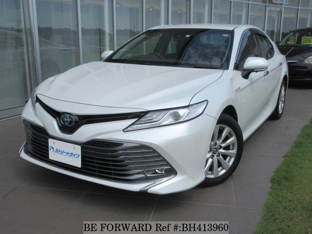 Used 2017 TOYOTA CAMRY BH413960 for Sale