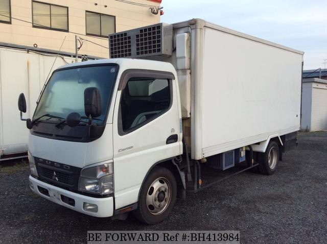 Used 2009 MITSUBISHI CANTER BH413984 for Sale