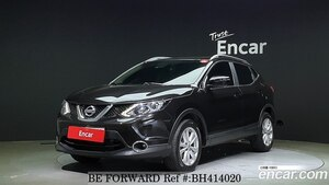 Used 2016 NISSAN QASHQAI BH414020 for Sale