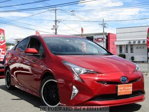 Used 2015 TOYOTA PRIUS BH414035 for Sale