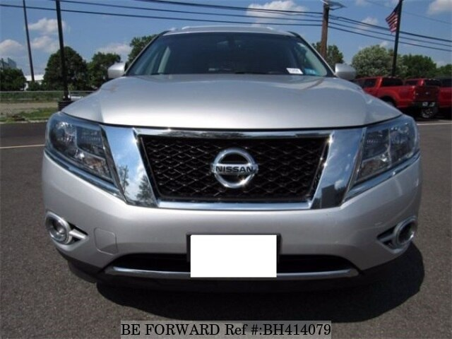 Used 2015 NISSAN PATHFINDER BH414079 for Sale
