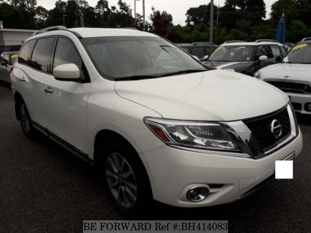 Used 2013 NISSAN PATHFINDER BH414083 for Sale