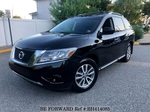 Used 2013 NISSAN PATHFINDER BH414085 for Sale
