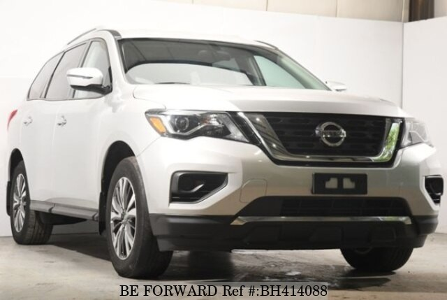Used 2017 NISSAN PATHFINDER BH414088 for Sale
