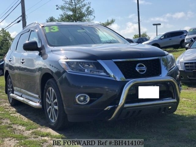 Used 2013 NISSAN PATHFINDER BH414109 for Sale
