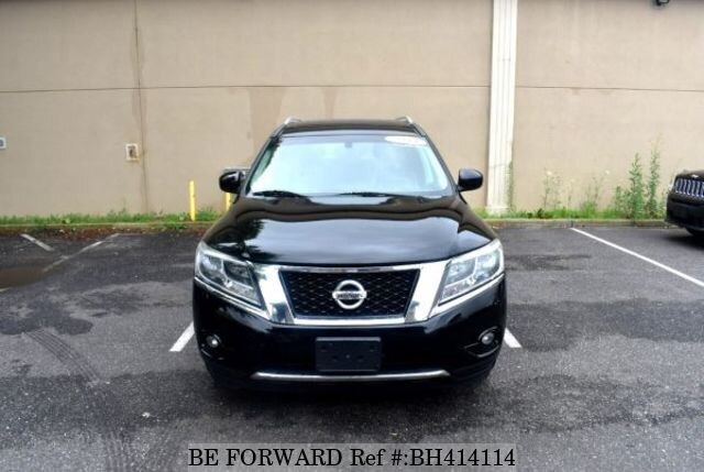 Used 2014 NISSAN PATHFINDER BH414114 for Sale