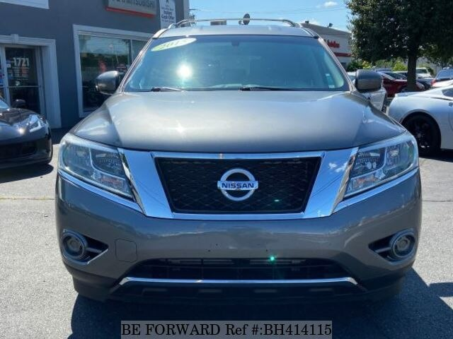 Used 2015 NISSAN PATHFINDER BH414115 for Sale