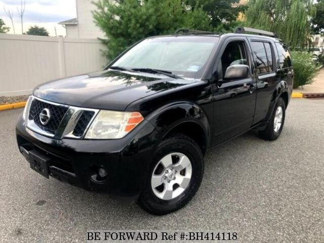 Used 2008 NISSAN PATHFINDER BH414118 for Sale