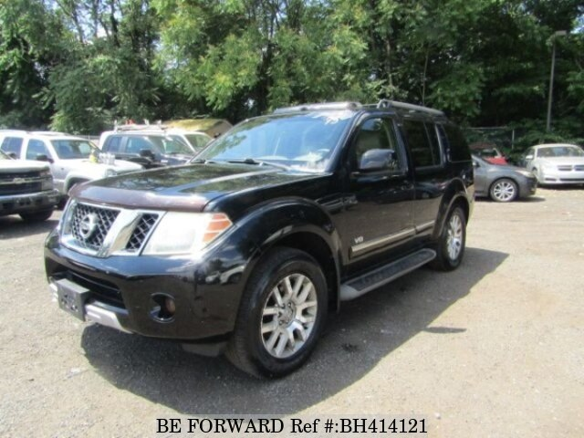 Used 2008 NISSAN PATHFINDER BH414121 for Sale