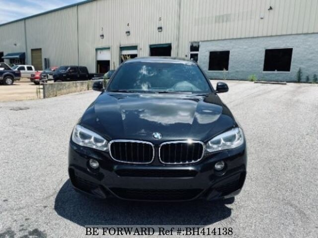 Used 2015 BMW X6 BH414138 for Sale