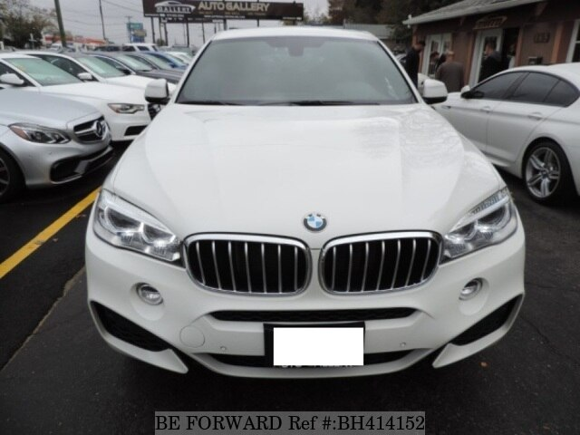 Used 2015 BMW X6 BH414152 for Sale