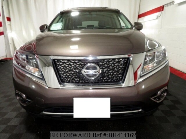 Used 2016 NISSAN PATHFINDER BH414162 for Sale